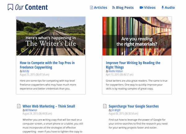 7 of the Best Blogs for Learning Copywriting