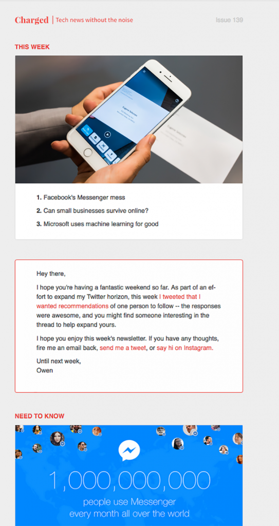 How to Create Engaging Newsletters: Today's Email Stars Share Their Secret
