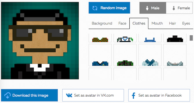 Make Cool Avatars for Profile Pictures With the 5 Easiest Sites