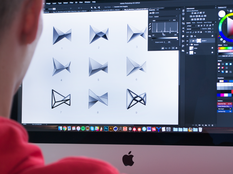 5 Tips for Graphic Designers Switching to UX Design